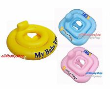 ★Baby Infant Inflatable Swimming Aid Trainer Seat Ring 0-12M, 0-1y ,1-2y 2 Color