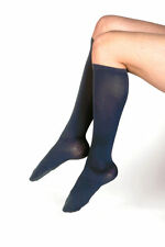 Unheardofdeal Unisex Soft Nylon Light Compression (10-20 mmHg)Travel Socks U9161