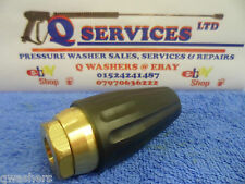 PRESSURE WASHER TURBO NOZZLE SUTTNER 250BAR ST357 DIRT BLASTER ROTATING NOZZLE