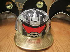 Transformers Autobots Big Face New Era Hat PICK YOUR SIZE! NWT