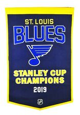 NHL STANLEY CUP CHAMPS DYNASTY SPORTS BANNERS..GET YOUR FAVORITE TEAM.BEST PRICE