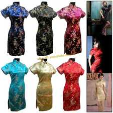 Hot Chinese/China Woman Lady Cheongsam Evening Plus Dress/Qipao