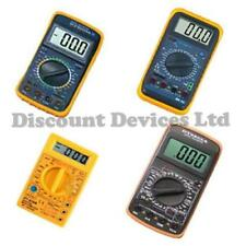 Digital Multimeter/Amp/Volt/Ohm/Diode/Transistor/Frequency/Capacitance Tester