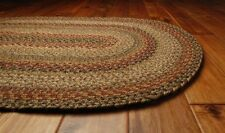 Homespice Hudson Kingston Jute Braided Area Rug Country Home Decor