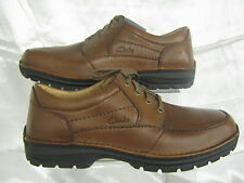 Mens Clarks Brown Lace up Formal shoes SIDMOUTH KEY