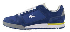 LACOSTE MENS TRAINERS, SHOES, SMASHBACK SN UK 9.5 to 11 BLUE BNIB