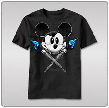 Epic Mickey 2 Power of Two Both Brushes Tee Shirt Sizes S-2XL