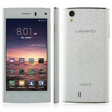"""Unlocked 4.5"""" HD Leagoo Lead3 Quad Core Android 4.4 3G GPS AT&T Smart Cell phone"""