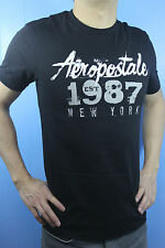 NWT Aeropostale Aero NY Ath Dept Authentic 1987 Men Graphic Tee T-Shirt New