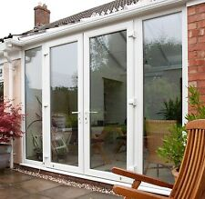 uPVC French Doors - White, Oak, Cream, Black, Grey Patio Doors - Made To Measure