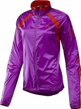 Adidas W Adizero Climaproof Running / Fitness Jacket (X11320) UK 8,10,12,14,16