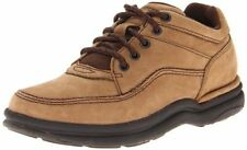 Rockport World Tour Casual Lace Up Shoe MWT17 Brown Wide K71181
