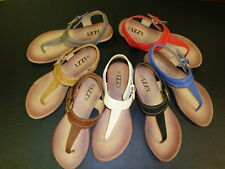 NEW Ladies T-Strap Sandals
