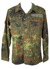 Genuine German Army Bundeswehr Flecktarn Camo Shirt