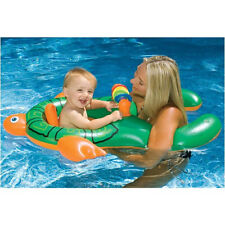 Swimline MOM AND ME BABY SEAT Float Inflatable POOL Learn to Swim Ring kid 90251