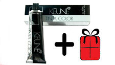 KEUNE TINTA  2000 HAIR COLOR  8 TO 10.7   60ml TUBE  + FREE GIFT   #3
