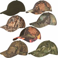 Jack Pyke Baseball Cap Hunting Fishing Paintball Airsoft Camo Green Hat Military
