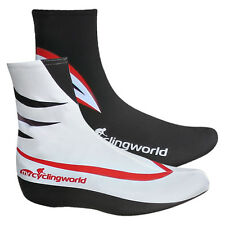 Mr Cycling World Razor Sublimated Time Trial Bike Booties -Shoe Covers Overshoes