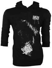 NWT Mitch Lucker Suicide Silence Rock Heavy Metal Adult Retro VTG Hoodie Jumper