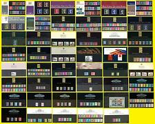 1967-2008 Definitive Presentation Packs, mint nh, each sold seperately
