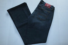 NWOT WOMENS LUCKY BRAND MIDRISE FLARE REGULAR LENGTH DARK SIZES 29/8 30/10 32/14