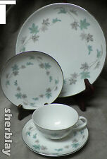NASCO China NOCTURNE Pattern Made in Japan Dinnerware Serving Dishes