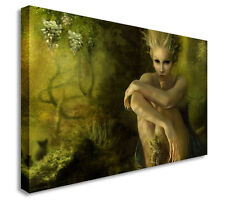 Landscape Fantasy Fairy Canvas Wall Art Picture Canvas Art Cheap Print