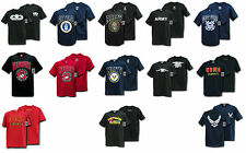 Tee Shirts-Military Clothing-Classic Navy Army USMC USCG Air Force T-Shirt