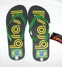 NEW  BRASIL  FLIP FLOP SANDALS    *CHOOSE SIZE*  FREE SHIPPING