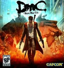 DEVIL MAY CRY 5 - DMC 5 - DANTE SYNTHETIC LEATHER COAT COSTUME JACKET