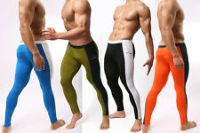 4 Color Man's Yoga Pants Fitness Sleepwear Skiny Tights for Man Sports Underwear
