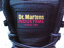 DR . MARTENS WAXY LEATHER UPPER SAFETY BOOTS BNIBWT