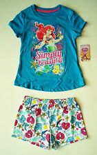 Disney Princess - The Little Mermaid - Ariel Girls Fashion Top & Short Set