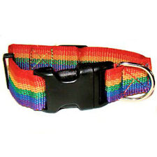 Pride Shack - Gay Pride Rainbow Pet Collar Cat / Dog - LGBT Gay & Lesbian Pride