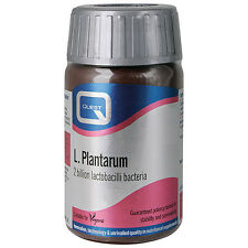 Quest L-Plantarum Probiotic (2 Billion Lactobacilli Bacteria)