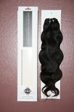 "10-28"" Color #2 RAW Virgin Remy Human Hair Extensions Brazilian Wavy Bundle"