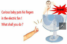 Electric Fan Cover Protect safety of baby