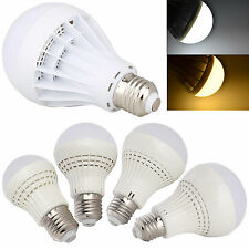 E27 3W 5W 7W 9W 5730 SMD Warm/ Cool White Voal LED Bulb Light Lamp Energy Saving