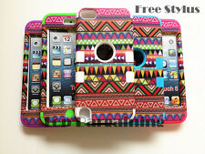 NEW EXCLUSIVE AZTEC TRIBE RETRO VINTAGE CASE COVER FOR APPLE IPOD TOUCH 5 5G
