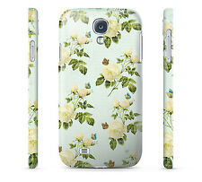Vintage Yellow Roses - Hard Cover Case for iPhone, Samsung, 65+ other phones