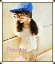 GIRLS Boutique Korean Style Excellent Quality Loose Fit Flowers Pearl Bubble Top