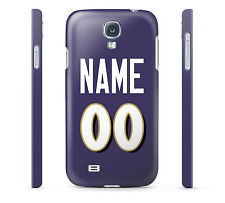 Baltimore Ravens Personalized - Hard Cover Case for iPhone, 65+ other phones