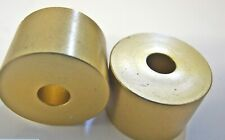 Aluminium Kart Seat Spacers / Washers 20 x 30mm (8.5mm hole) in Gold - TKM Rotax