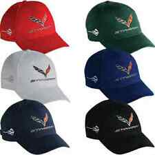2014 Chevrolet C7 Stingray Corvette Performance Baseball Cap New Generation Hat