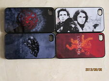 Game of Thrones phone case cover (S3, S4, Iphone 4, 4s, Iphone 5) Stark + more