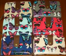 Butterfly Print Purse/Wallet in the Anna Smith Design