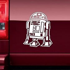 Star Wars R2-D2 #2969 T.V. & Movies Vinyl Sticker Decal Tv