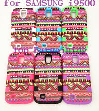NEW EXCLUSIVE AZTEC TRIBE RETRO VINTAGE CASE COVER FOR Samsung Galaxy S4 I9500