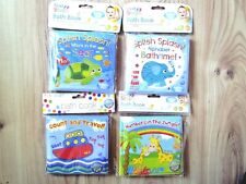 BATHROOM BABY SOFT TOY BATH TIME FUN BATH BOOK COUNT & TRAVEL NUMBERS IN JUNGLE