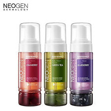 NEOGEN_code 9_Real Fresh Foam_Blueberry_Cranberry_Green Tea_120ml_New Sealed Box